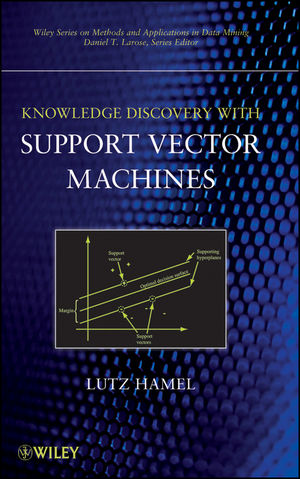 Knowledge Discovery with Support Vector Machines (1118211030) cover image