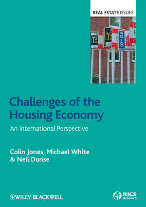 Challenges of the Housing Economy: An International Perspective (1118280830) cover image