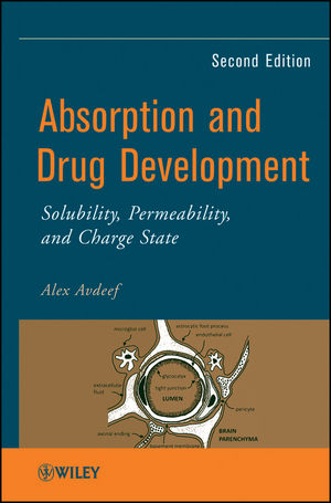 Absorption and Drug Development: Solubility, Permeability, and Charge State, 2nd Edition (1118286030) cover image