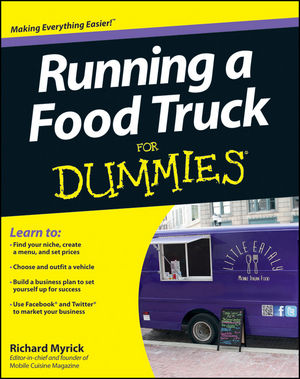 Running a Food Truck For Dummies (1118330730) cover image