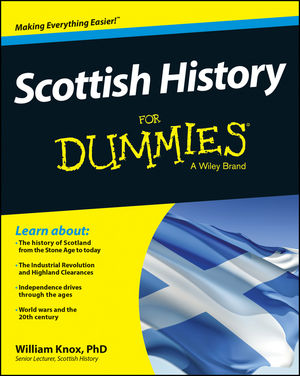 Scottish History For Dummies (1118676130) cover image