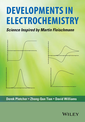Developments in Electrochemistry: Science Inspired by Martin Fleischmann (1118694430) cover image