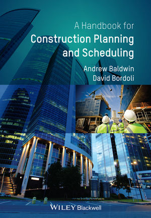 Handbook for Construction Planning and Scheduling (1118826930) cover image