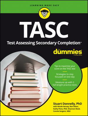 TASC For Dummies (1118966430) cover image