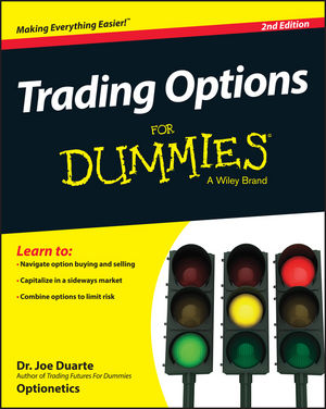 Trading in options for dummies