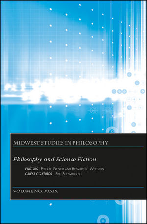 Philosophy and Science Fiction, Volume XXXIX (1119255430) cover image