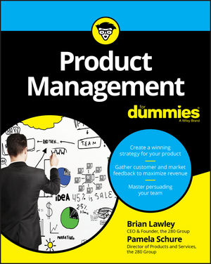 Product Management For Dummies (1119264030) cover image