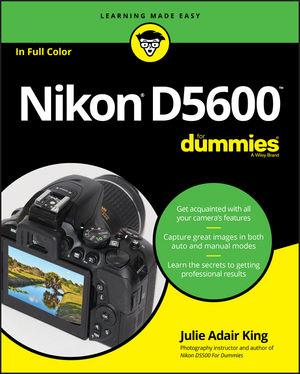Nikon D5600 For Dummies