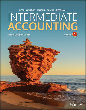 Intermediate Accounting, Volume 1, 12th Canadian Edition