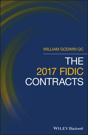 The 2017 Fidic Contracts Wiley