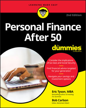 Personal <span class='search-highlight'>Finance</span> After 50 For Dummies, 2nd Edition
