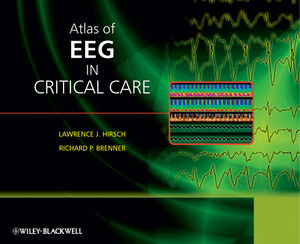 Atlas of EEG in Critical Care (1119964830) cover image