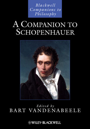 A Companion to Schopenhauer (1405171030) cover image