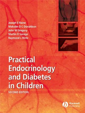 Practical <span class='search-highlight'>Endocrinology</span> and <span class='search-highlight'>Diabetes</span> in Children, 2nd Edition