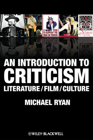 An Introduction to Criticism: Literature - Film - Culture (1405182830) cover image