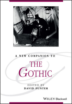 A New Companion to The Gothic (1444354930) cover image