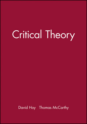Critical Theory (1557861730) cover image