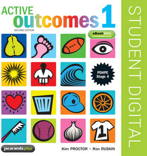 Active Outcomes 1 2E PDHPE Stage 4 eBookPLUS (Online Purchase)