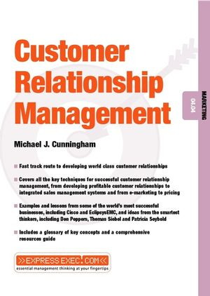 Customer Relationship Management: Marketing 04.04