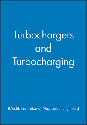 Turbochargers and Turbocharging
