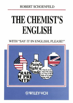 The Chemist's English: with