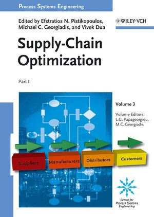 Supply-Chain Optimization, Volume 3, Part I (3527316930) cover image