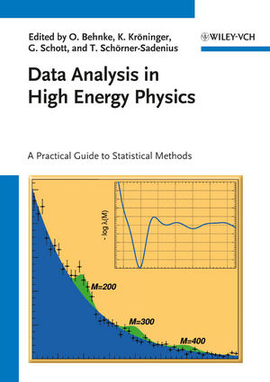 Data Analysis in High Energy Physics: A Practical Guide to Statistical Methods (3527653430) cover image