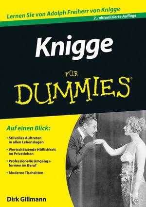 Knigge für Dummies, 2nd Edition