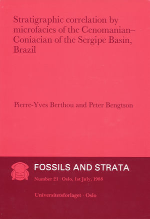 Strategraphic Correlation by Microfacies of the Cenomanian: Coniacian of the Sergipe Basin, Brasil