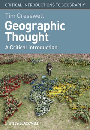 Geographic Thought: A Critical Introduction (EHEP002630) cover image
