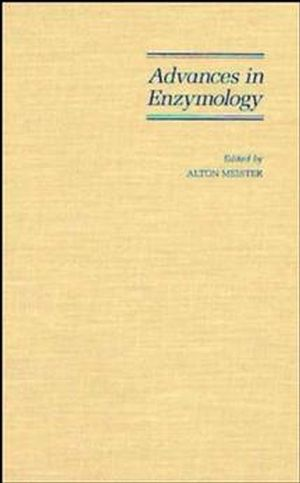 Advances in Enzymology and Related Areas of Molecular Biology, Volume 69 (0470123931) cover image