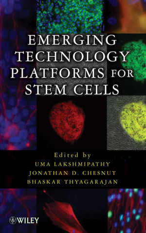 Emerging Technology Platforms for Stem Cells (0470146931) cover image