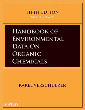 Handbook of Environmental Data on Organic Chemicals, Print and CD Set, 5th Edition
