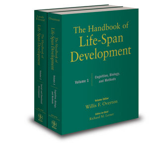 The Handbook of Life-Span Development, 2 Volume Set (0470390131) cover image