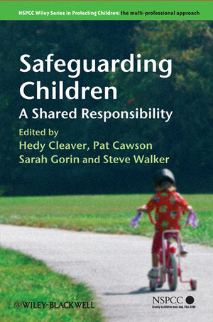 Safeguarding Children: A Shared Responsibility (0470518731) cover image
