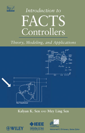 Introduction to FACTS Controllers: Theory, Modeling, and Applications (0470524731) cover image
