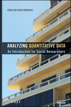 Analyzing Quantitative Data: An Introduction for Social Researchers (0470526831) cover image