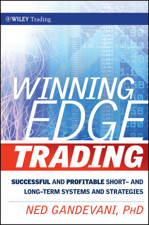 Winning Edge Trading: Successful and Profitable Short and Long-Term Systems and Strategies (0470561831) cover image