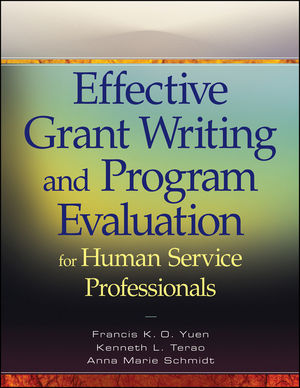 Effective Grant Writing and Program Evaluation for Human Service Professionals (0470564431) cover image