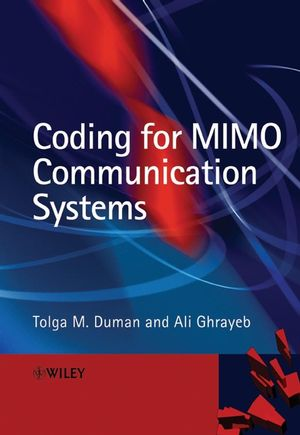 Coding for MIMO Communication Systems (0470724331) cover image