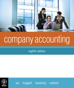 Company Accounting, 8th Edition