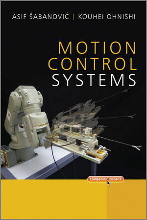 Motion Control Systems (0470825731) cover image