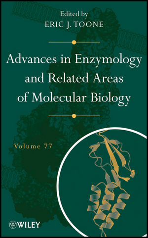 Advances in Enzymology and Related Areas of Molecular Biology, Volume 77 (0470922931) cover image