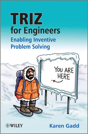 TRIZ for Engineers: Enabling Inventive Problem Solving (0470975431) cover image