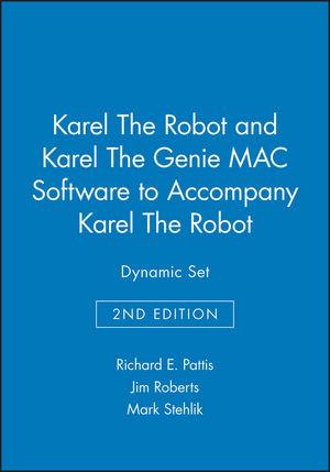 Karel The Robot 2e and Karel the Genie MAC Software to accompany Karel The Robot 2e Dynamic Set