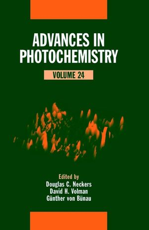 Advances in Photochemistry, Volume 24