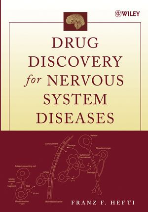 Drug Discovery for Nervous System Diseases (0471465631) cover image
