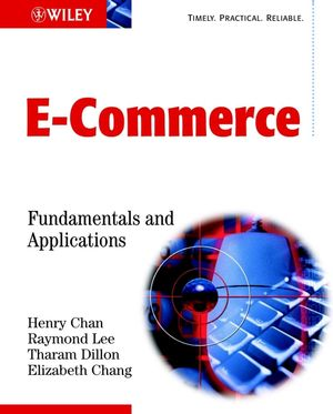 E-Commerce: Fundamentals and Applications  (0471493031) cover image