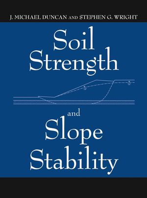 Soil Strength and Slope Stability (0471691631) cover image