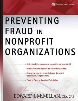 Preventing Fraud in Nonprofit Organizations (0471733431) cover image